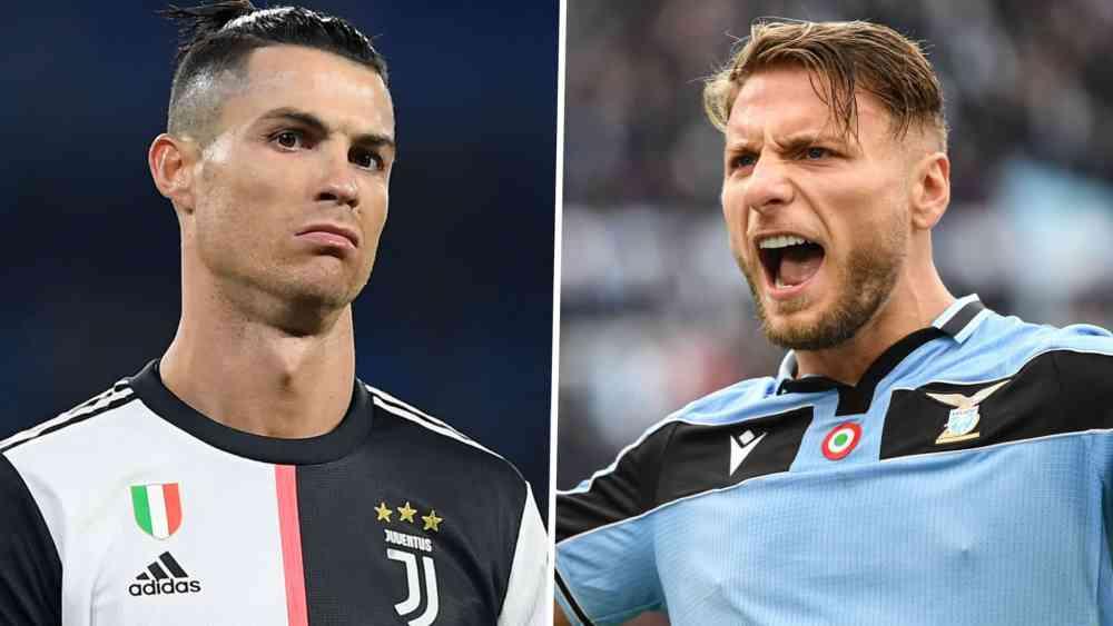 Ponturi pariuri Juventus vs Sampdoria - Cristiano Ronaldo in prin plan 26.05.2020