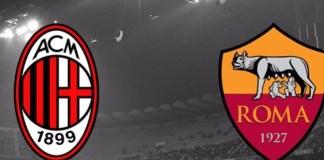 Ponturi speciale: AC Milan vs AS Roma derby in Seria A