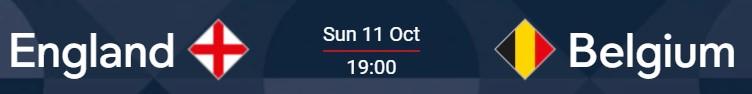 Ponturi pariuri 10-11 octombrie Anglia - Belgia