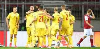 Pariuri speciale Romania vs Austria