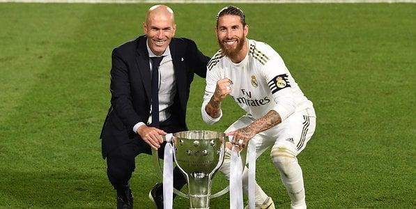 Manchester City & Barcelona și Juventus - Zinedine Zidane
