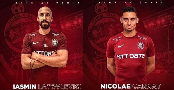 Cele mai noi transferuri în fotbal octombrie 2020 / CFR Cluj