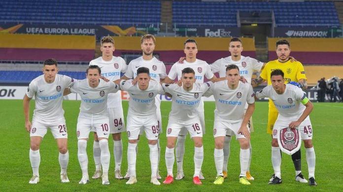 Cote speciale CFR Cluj - UTA Arad