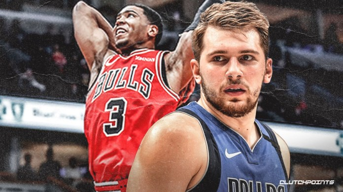Luka Doncic Chicago BUlls