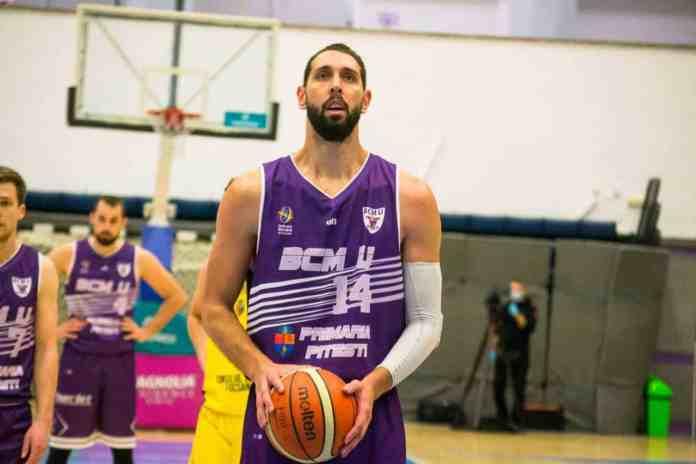 Nikola Jevtovic at Pitesti