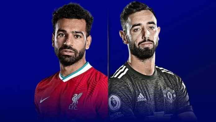 Cote marite Liverpool vs Manchester United