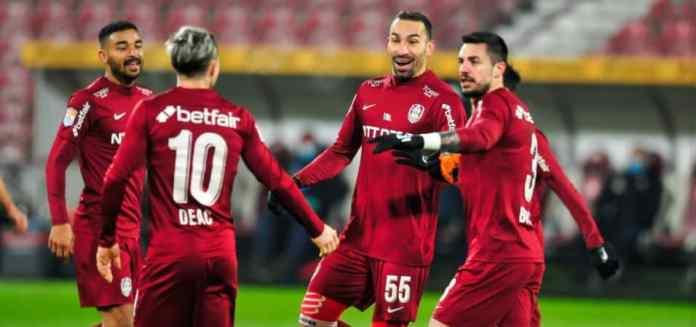 Ponturi pariuri Chindia Targoviste vs CFR Cluj