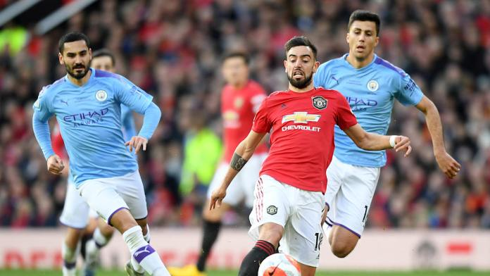 Ponturi pariuri Manchester United vs Manchester City