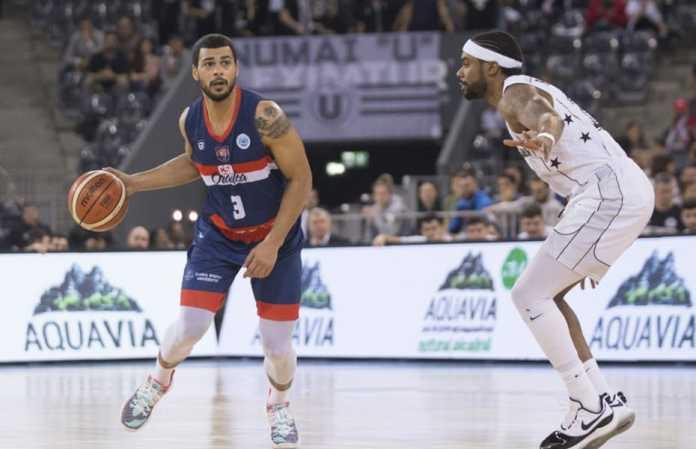Oradea vs Cluj la baschet