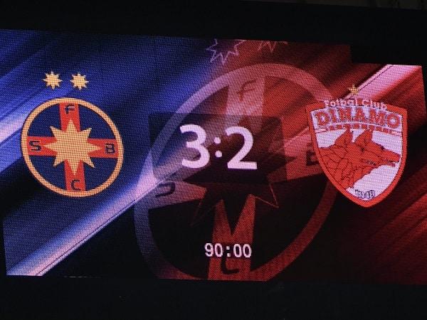 Dinamo Bucuresti vs FCSB: ponturi pariuri, cote, statistici