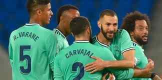 Cota 60.00 pentru Real Madrid in duelul cu Valladolid!