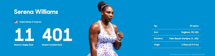 Ponturi Pariuri Australian Open 2021 Serena Williams