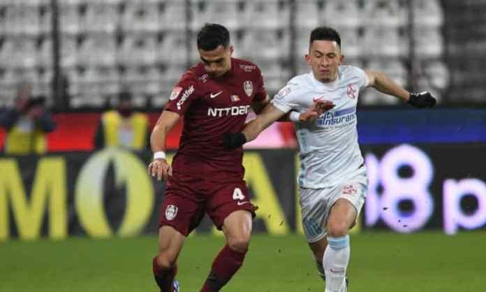 Cote marite FCSB vs CFR Cluj
