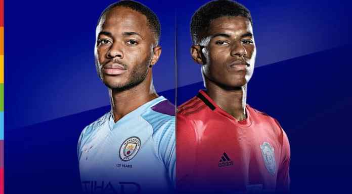 Cote marite Man City vs Man United