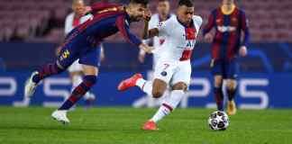 Cote marite PSG vs Barcelona