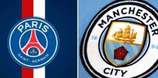 Cote marite PSG vs Manchester City