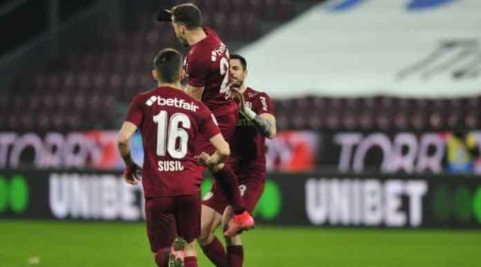Ponturi pariuri Universitatea Craiova vs CFR Cluj