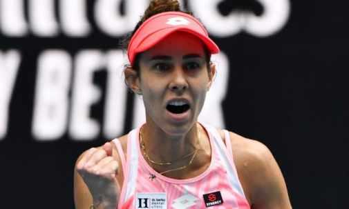 Meci dificil pentru Miki Buzarnescu in primul tur la French Open
