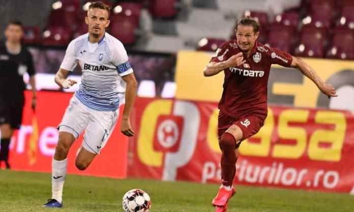 Cote marite Craiova vs CFR Cluj