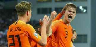 Olanda a anuntat lotul pentru EURO 2020
