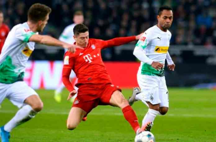 ponturi pariuri fotbal bayern munchen vs monchenglabach - bundesliga