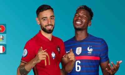 Franța vrea primul loc, Portugalia imploră un punct