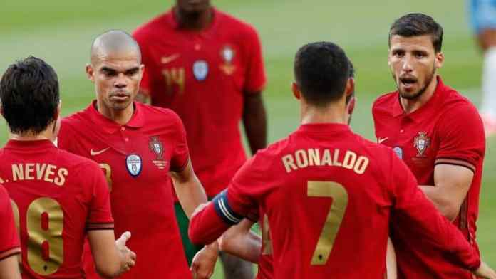 Cota 50.00 la Portugalia vs Franta