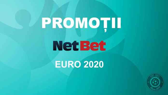 Promotii EURO 2020 NetBet