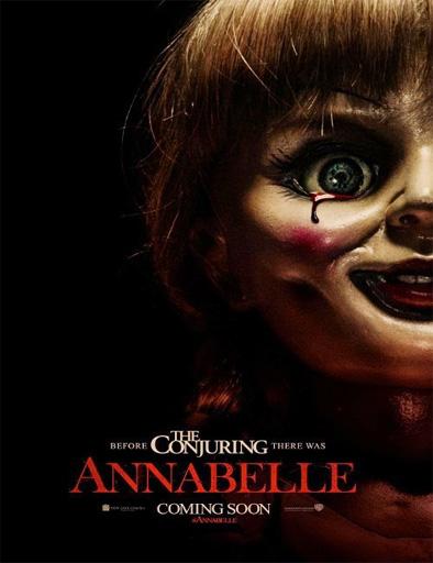 Poster de Annabelle