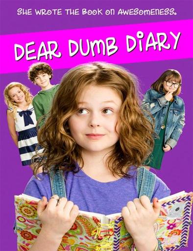 Poster de Querido diario tonto