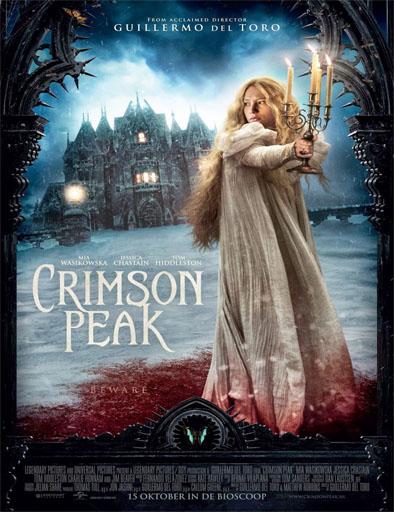 Poster de Crimson Peak (La cumbre escarlata)