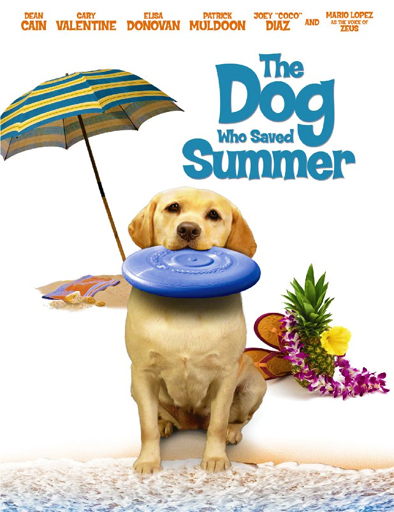 Poster do filme The Dog Who Saved Summer