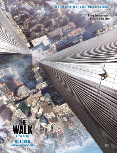 Poster de The Walk (En la cuerda floja)