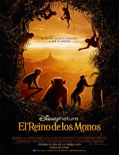 Poster de Monkey Kingdom (El reino de los monos)
