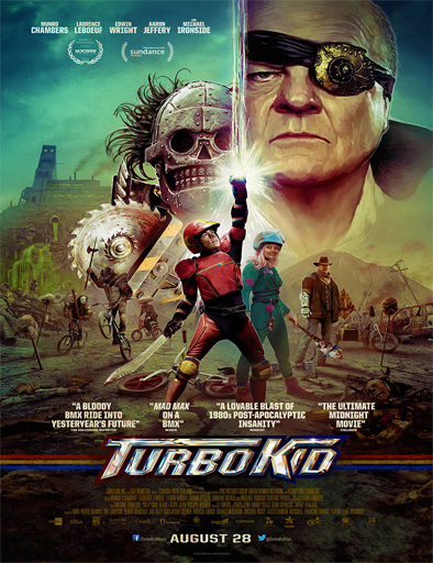Poster de Turbo Kid