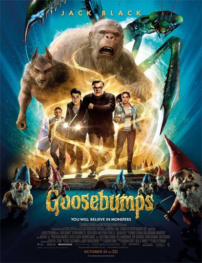 Poster de Goosebumps (Escalofríos)