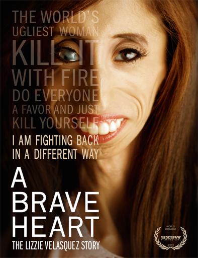 Poster de A Brave Heart: The Lizzie Velasquez Story