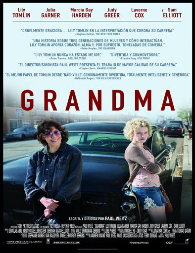 Poster de Grandma