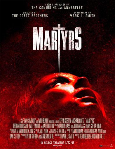 Poster de Martyrs