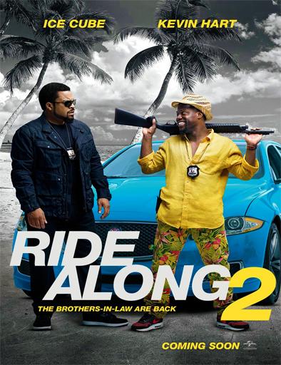 Poster de Ride Along 2 (Infiltrados en Miami)