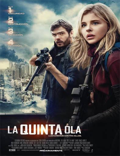 Poster de The 5th Wave (La quinta ola)