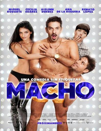 Poster de Macho