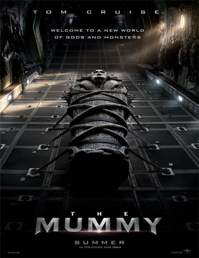 Poster de The mummy (La momia)