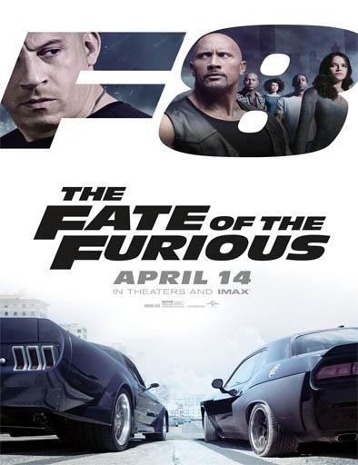Poster de Fast & Furious 8 (Rápidos y Furiosos 8)