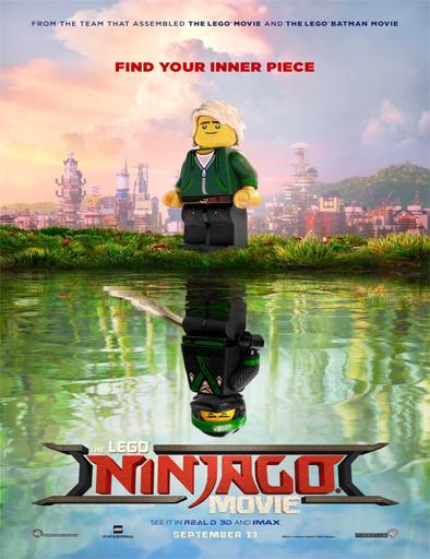 Poster de LEGO Ninjago La Película