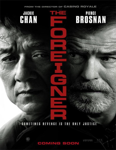 Poster de The Foreigner (El implacable)