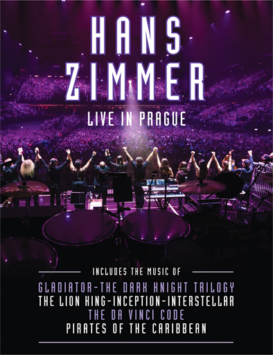 Poster de Hans Zimmer Live on Tour