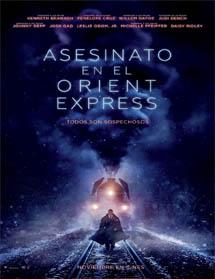 Asesinato en el Orient Express Película Completa DVD [MEGA] [LATINO] 2017