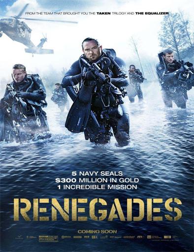 Poster de Renegades