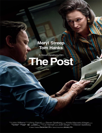 Poster de The Post: Los oscuros secretos del Pentágono